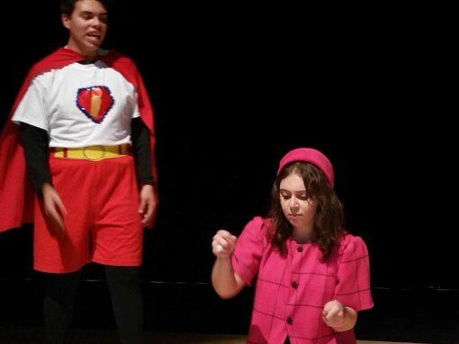 Tahquitz Drama Club – Hemet, CA